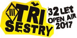 Tři sestry Open Air 2017 | logo